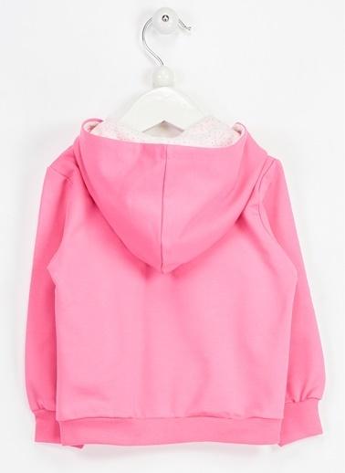 Locopop Sweatshirt Fuşya